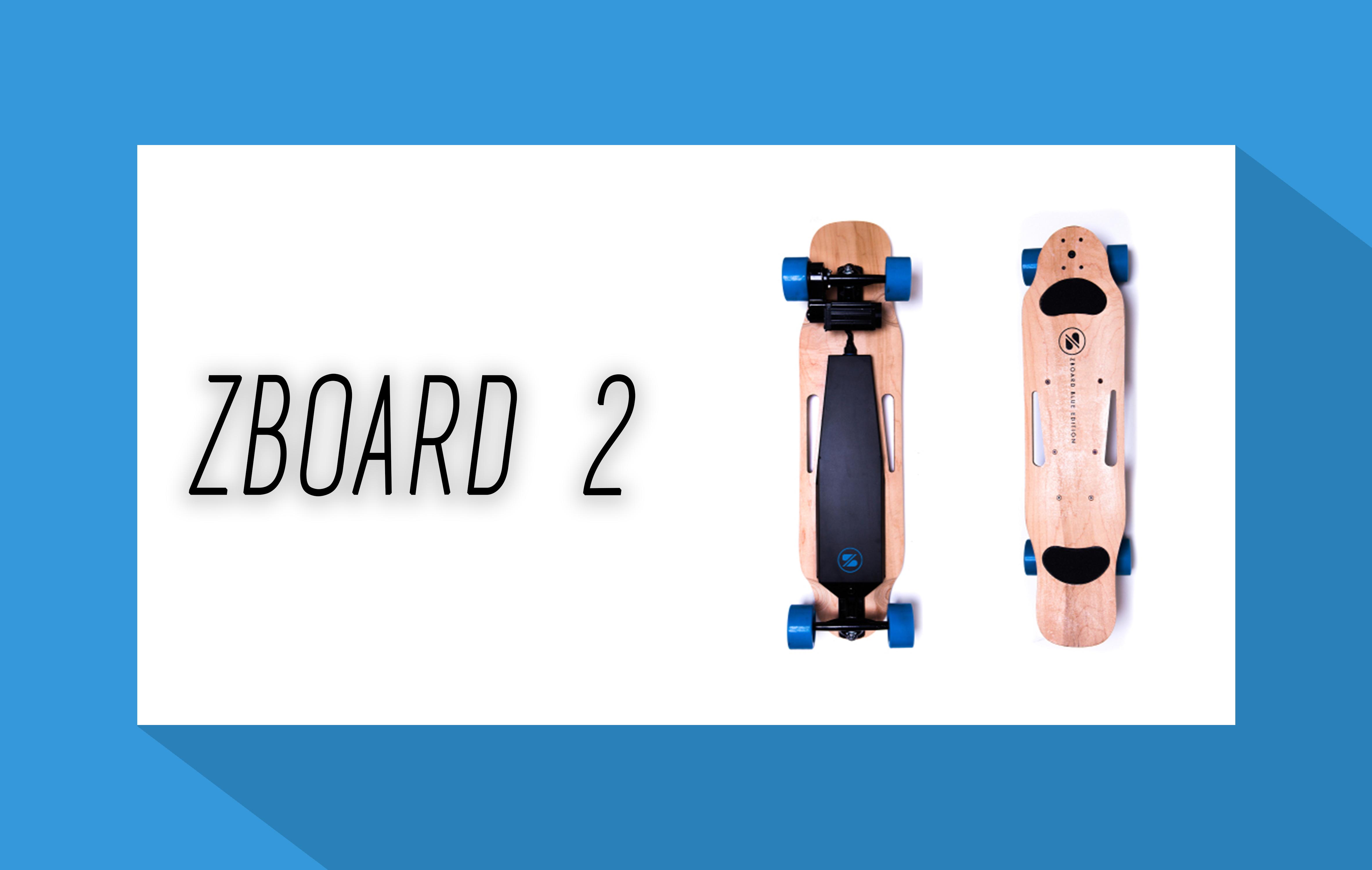 zboard 2 elektro skateboard. Black Bedroom Furniture Sets. Home Design Ideas